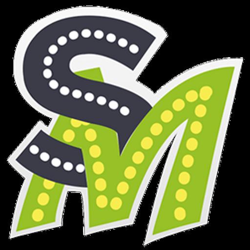 StickerMania Logo Sticker