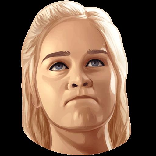 Daenerys Targaryen Shows No Weakness