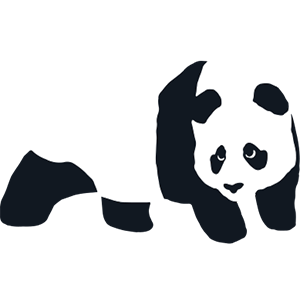 Sticker Enjoi Panda