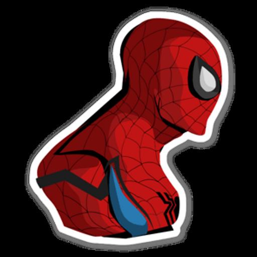 Spider-Man Aware Sticker