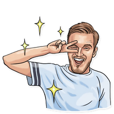 PewDiePie Kawaii Sticker