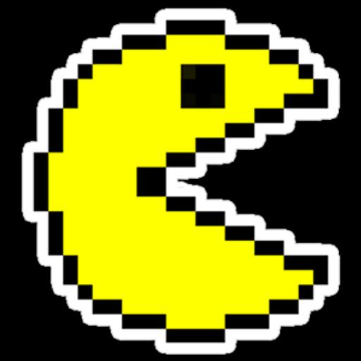Pacman Sticker