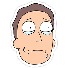 Jerry Smith from Rick and Morty