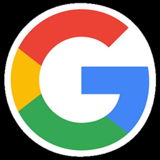 G Google Icon Logo Sticker