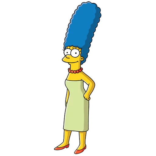 Marge Simpson The Simpsons Character