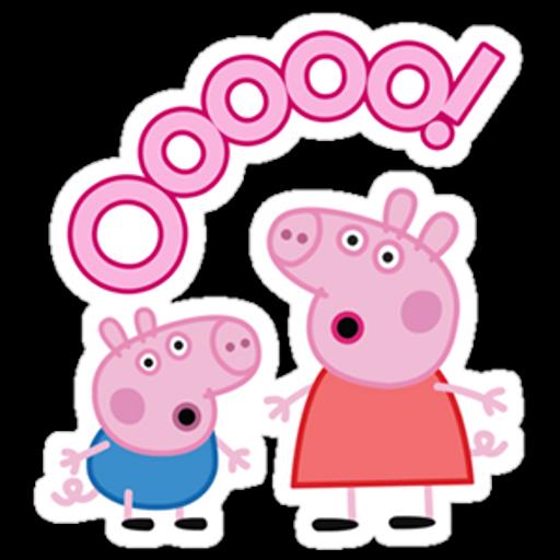 Peppa Pig Ooooo!