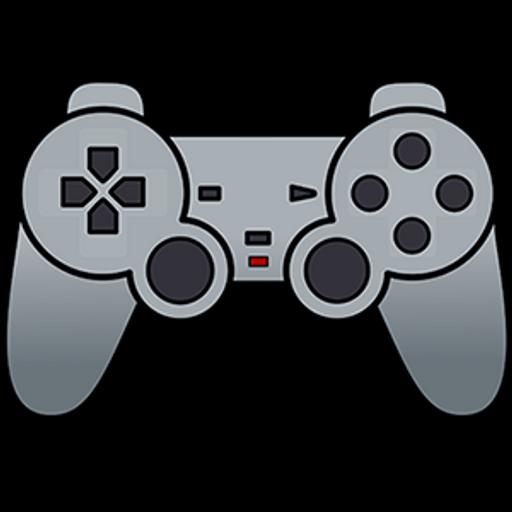 Grey PlayStation Controller Sticker