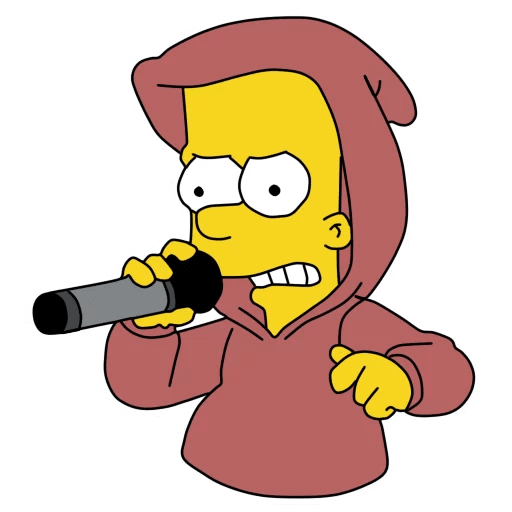 Bart Simpson Rap Battle