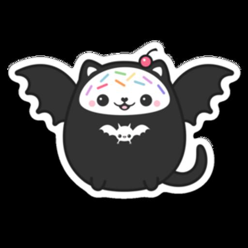 The Kawaii Kitty - Sugarhai Sticker