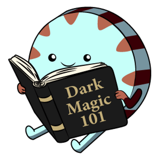 Adventure Time Peppermint Butler Reads a Book