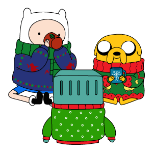 Christmas Adventure Time