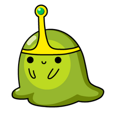 Adventure Time Slime Princess