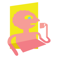 Adventure Time Prismo Sticker