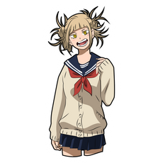 My Hero Academia Himiko Toga Sticker