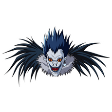 Death Note Ryuk Sticker