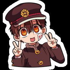 Hanako-Kun Hanako Sticker