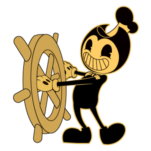 Bendy Steamboat Willie