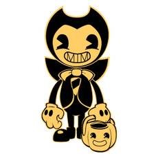 Bendy Halloween Dracula