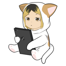 Haikyuu!! Kenma Kozume Sticker
