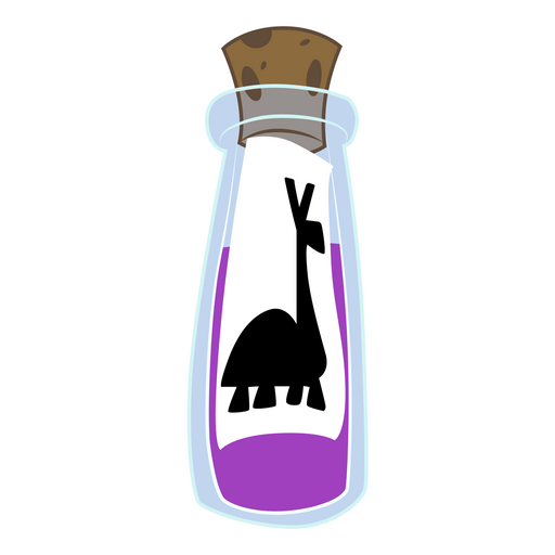 Emperors New Groove Llama Extract Sticker