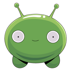 Final Space Mooncake