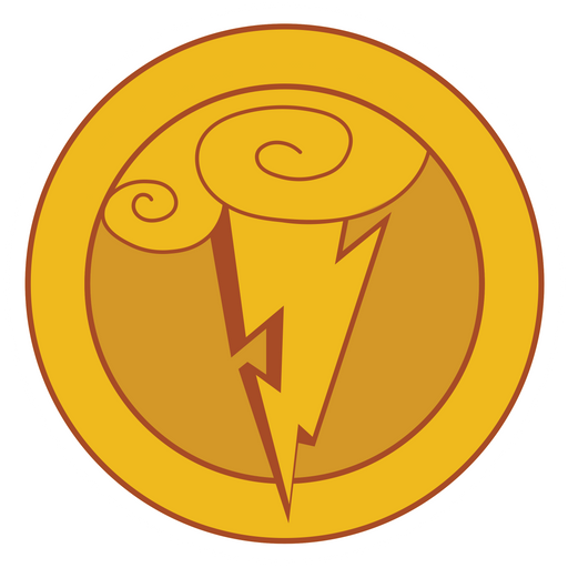 Hercules Medallion Sticker