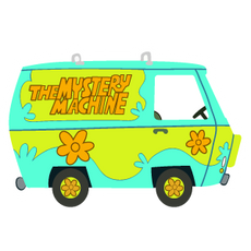 Scooby-Doo Mystery Machine