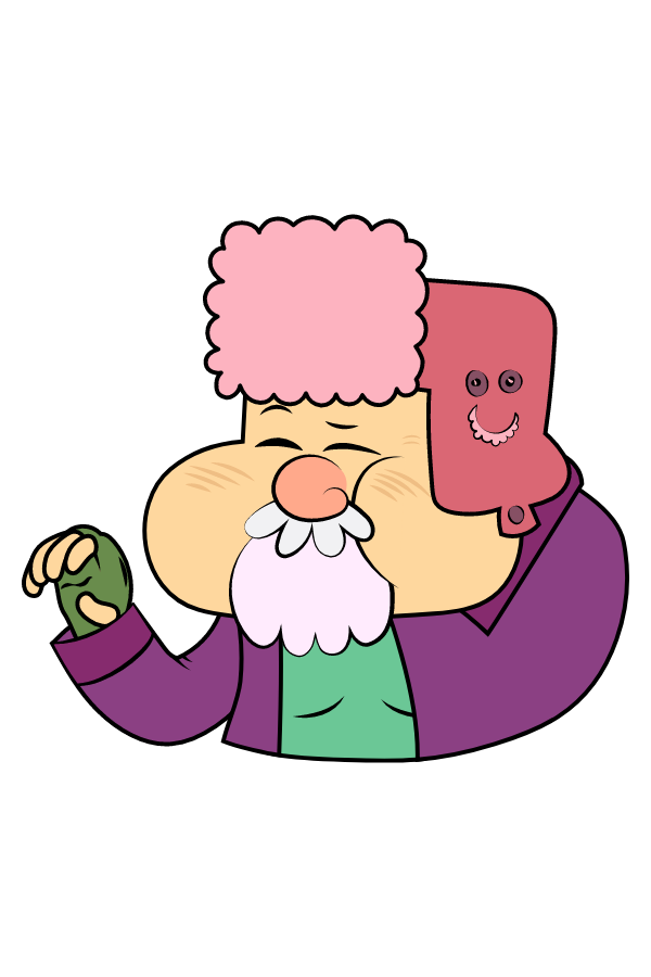 Teen Titans Go Sticky Joe Flirts Sticker