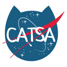 CATSA Logo Sticker