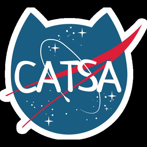 CATSA Logo Sticker