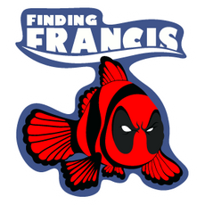 Finding Francis Sticker