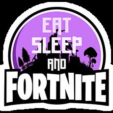 Eat Sleep and Fortnite