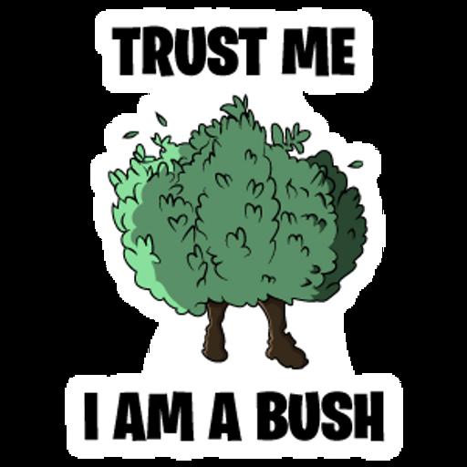 Fortnite Trust Me I Am a Bush