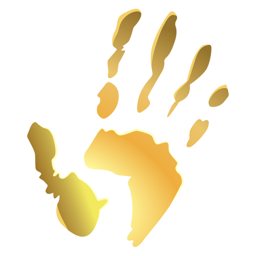 Fortnite Midas Handprint Sticker