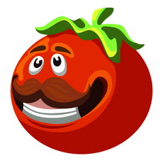 Fortnite Tomatohead Head