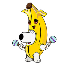 Peely Banana Brian