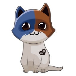 Fortnite Meowscles Skin Cat Sticker