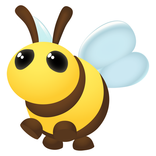 Adopt Me Bee Sticker