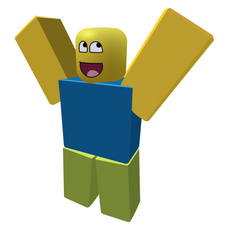 Roblox Happy Noob Sticker