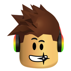 Roblox Character Head Sticker