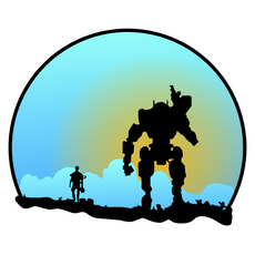 Game Titanfall 2 Sticker