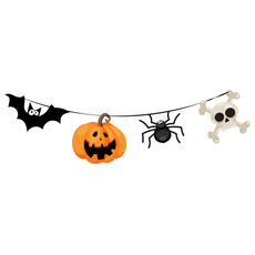 Halloween Garland Sticker