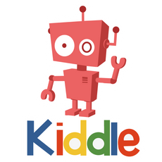 Kiddle Logo Sticker