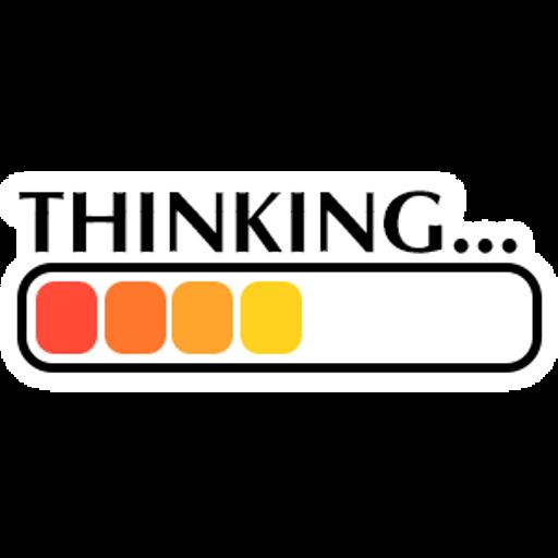 Progress Bar Thinking