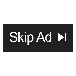 Image result for youtube skip ad button""