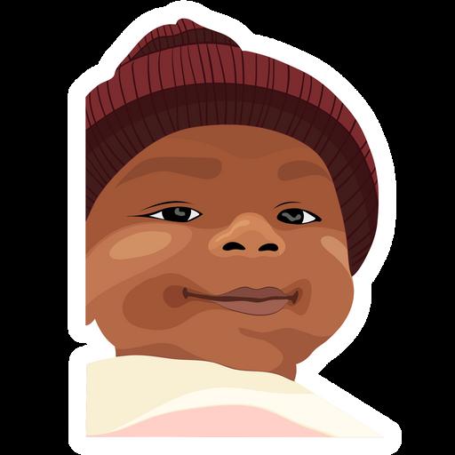 Happy Boy Meme Sticker