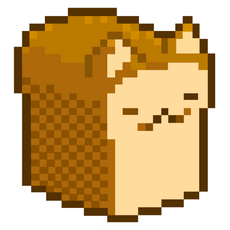 CatBread Meme Sticker