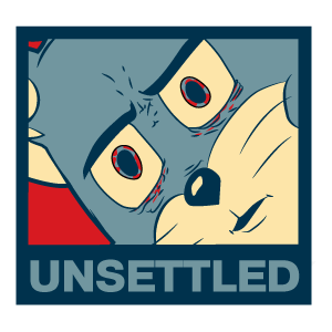 Unsettled Tom Meme