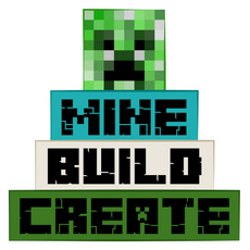 Minecraft Mine Build Create Sticker