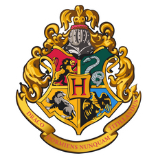 Hogwarts Logo Sticker
